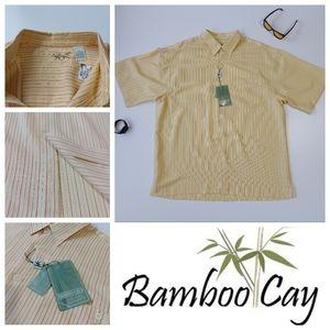 60% Modal BAMBOO CAY Button Up Dress Shirt